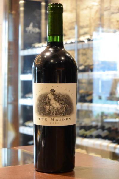 ザ・メイデン レッドワイン 12