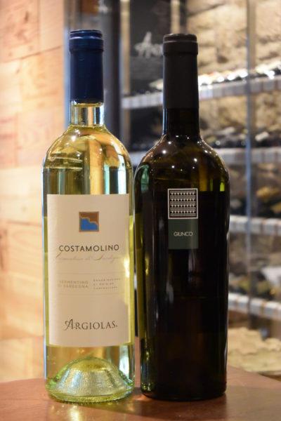 ヴェルメンティーノ コスタモリーノ 14 アルジオラス & ジュンコ 14 カンティーナ・メサ