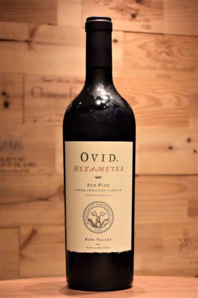 オーヴィッド ヘクサメーター レッド・ワイン  ナパ・ヴァレー 13