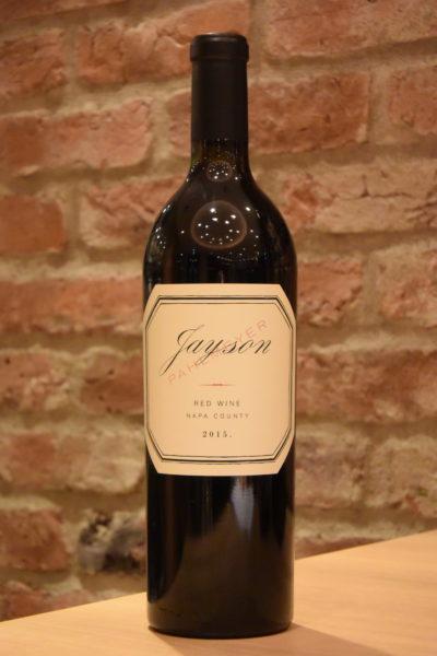 パルメイヤー ジェイソン カベルネ レッドワイン 15