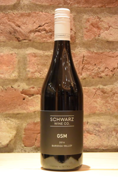 シュワルツ GSM  16 シュワルツ・ワイン