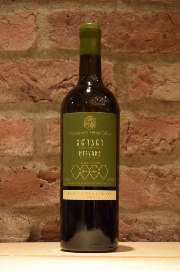 マカシウ゛ィリ・ワイン・セラー 17  ムツウ゛ァネ