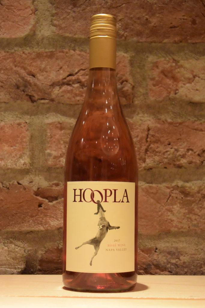 フープラ ナパ・ヴァレー ロゼ・ワイン 17