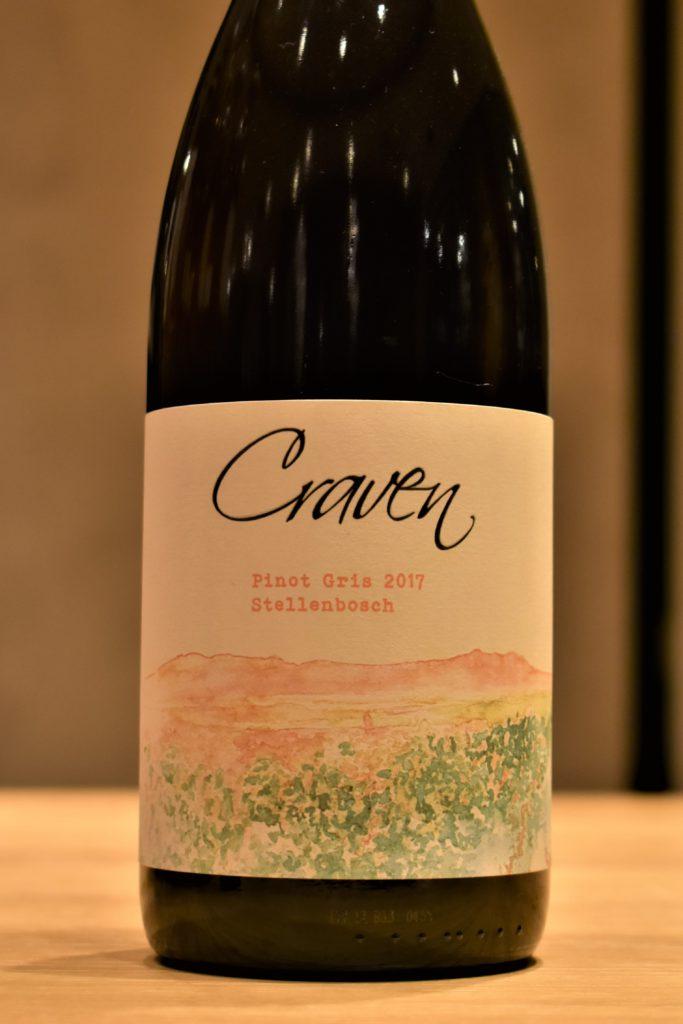 クラヴァン ワインズ ピノ・グリ 17